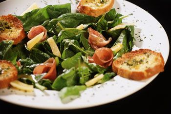 ensalada de espinacas ensalada pinterest ensaladas de espinaca rh pinterest es