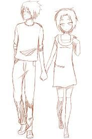 Anime Couple Holding Hands : anime, couple, holding, hands, Image, Result, Anime, Holding, Sketches, Hands, Drawing,, Couple, Hands,