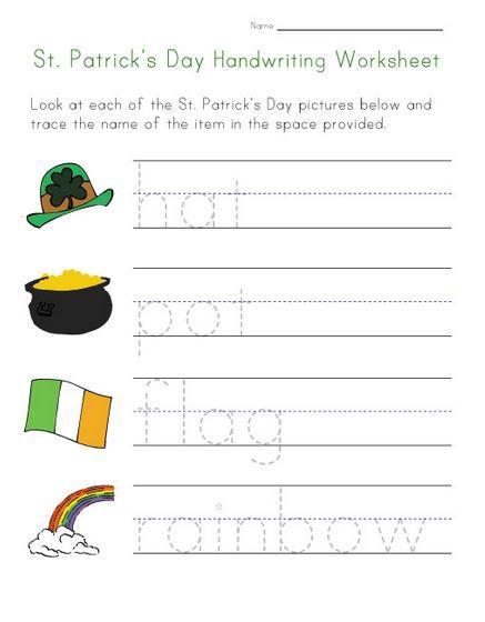 Happy St Patricks Day 2017 worksheet Happy St Patricks day