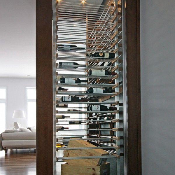 Moderne Weinregale glas wein keller weinschrank dekoration weinschrank
