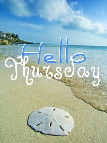 Happy Thursday Coastal Lovers