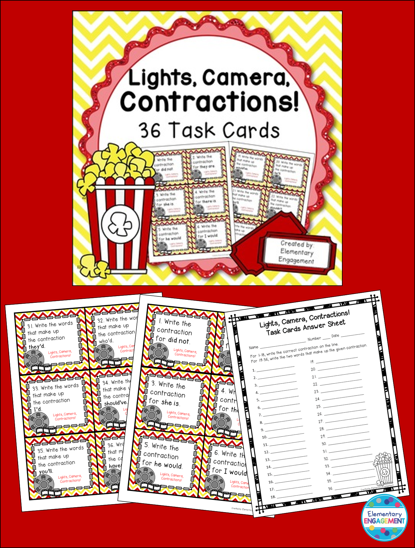 Task Cards Are A Fun And Versatile Way For Students To