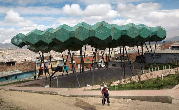 Bogotá, With Pockets of Hope in Recent Architecture - NYTimes.com