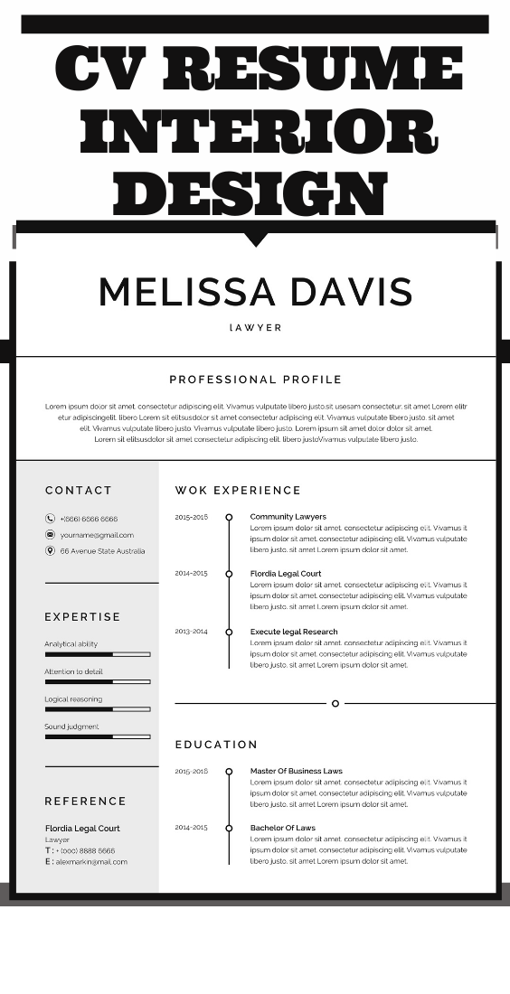 Pin on administration resume