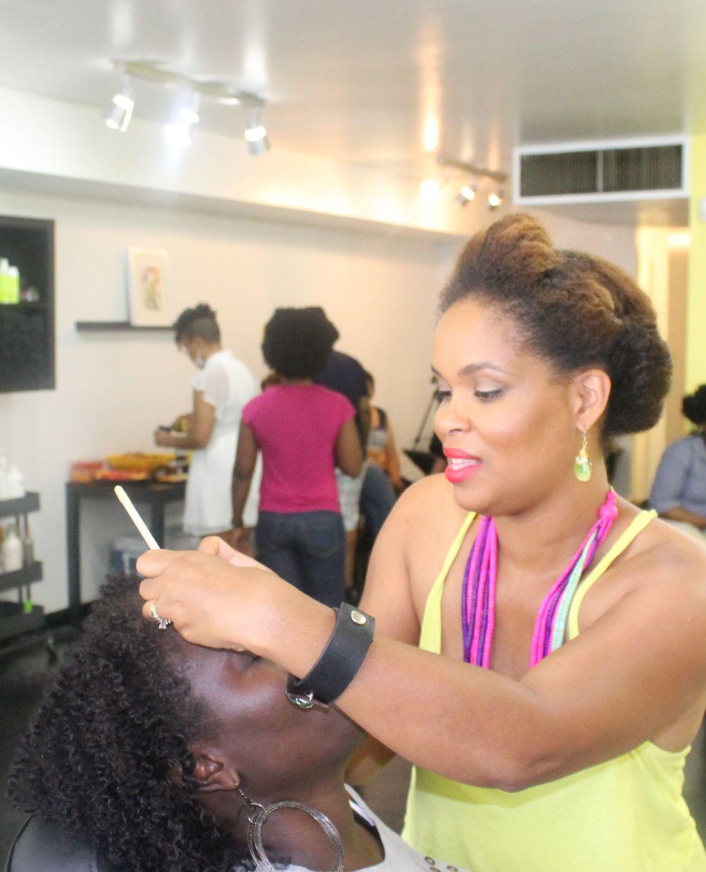 Rachel O Beauty 4c Natural Hair Natural Hair Styles Hair Salon