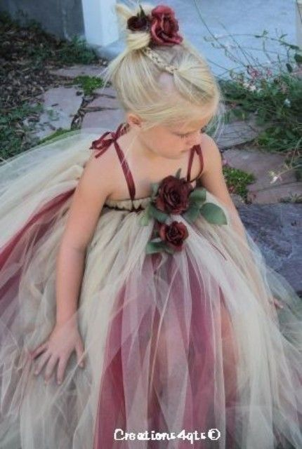685a4de452 Fanciful Flower Girls ❀ dresses   hair accessories for the littlest wedding  attendant  -) BRIDE CHIC  FAIRY WONDERFUL