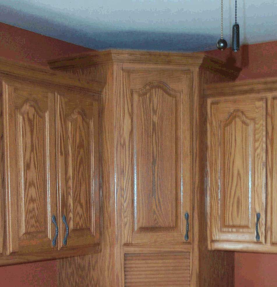 Crown Moulding For Uneven Height Cabinets Kitchen Cabinet Crown Molding Crown Moulding Kitchen Cabinets Crown Molding Kitchen