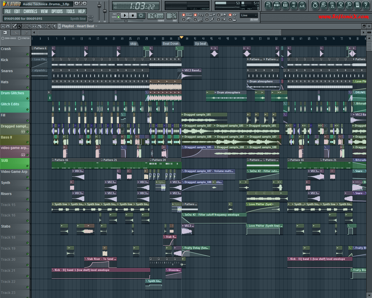 fl keys fl studio