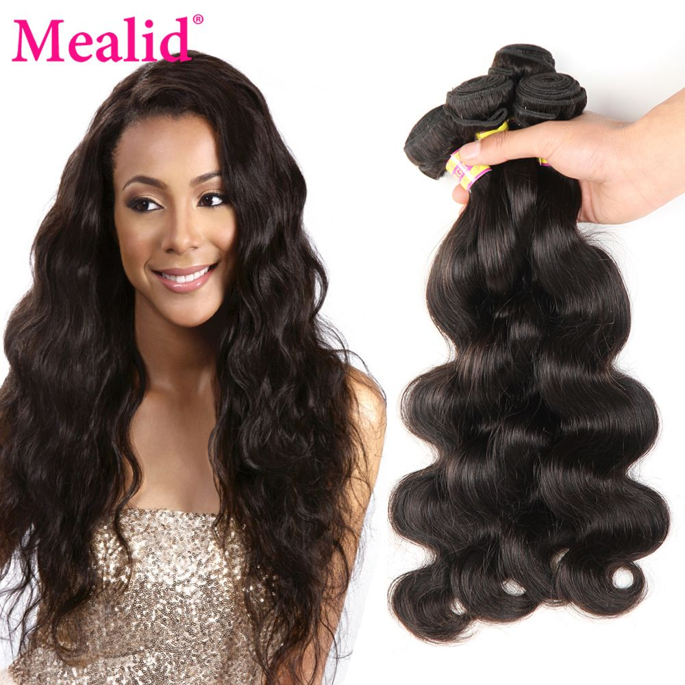 4 Bundles Brazilian Body Wave Brazilian Virgin Hair Body Wave