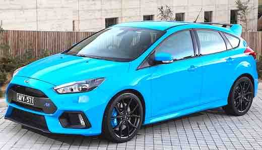 2018 Ford Focus St Horsepower 2018 Ford Focus St Specs 2018 Ford