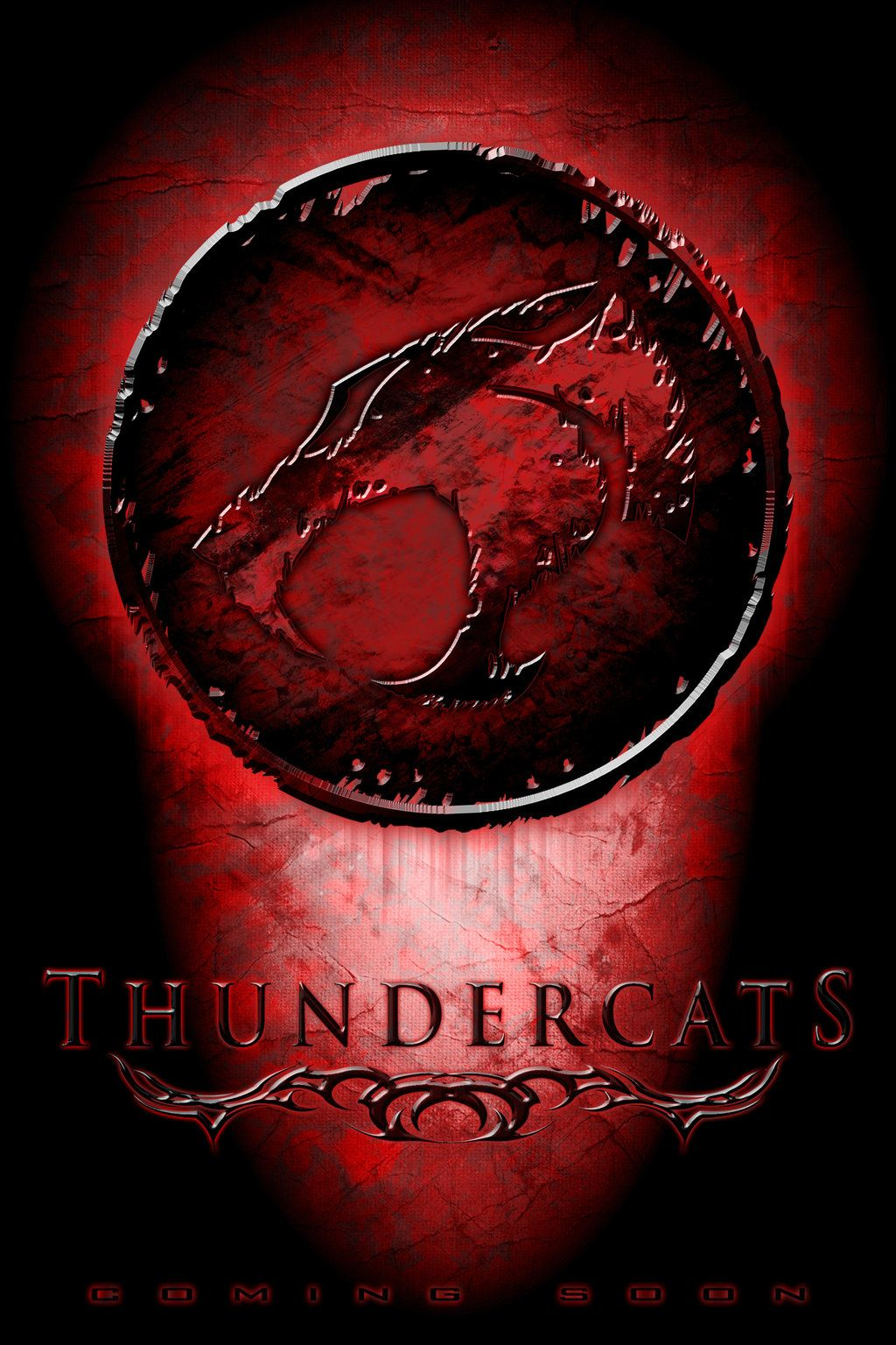 Thundercats Movie Poster By Roo157 On Deviantart Thundercats Movie Thundercats Thundercats Logo