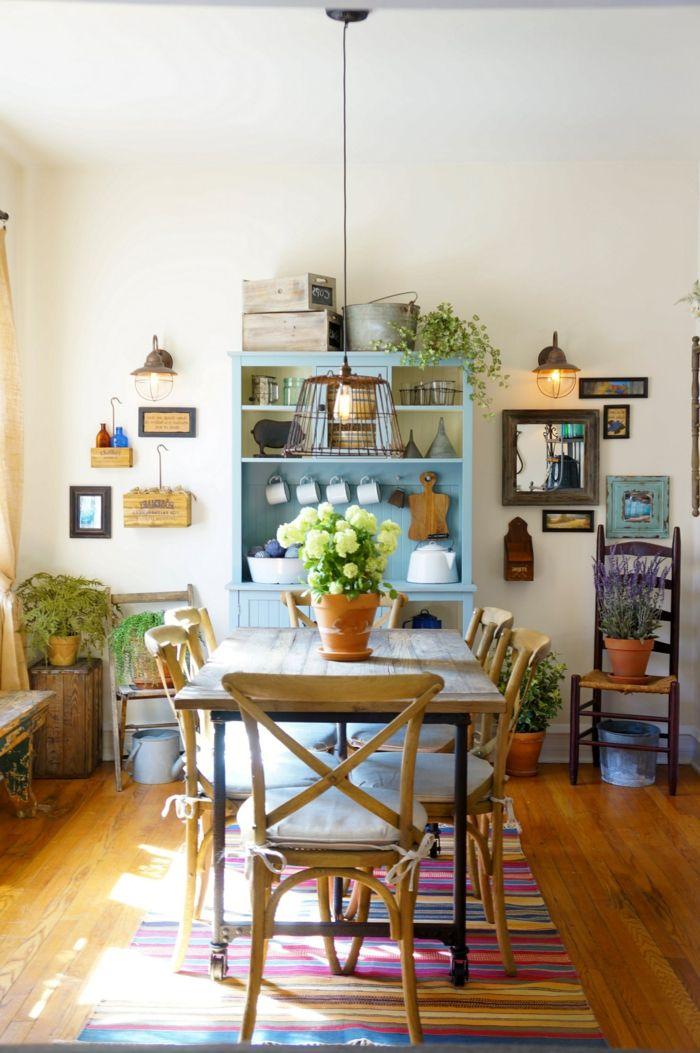 1001 ideas de salones modernos decorados en estilo - Comedores decorados modernos ...