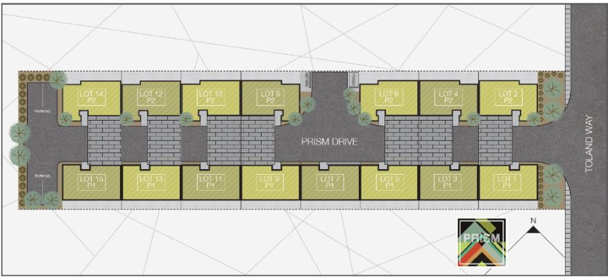 new l a project redefines quot detached quot housing hanley