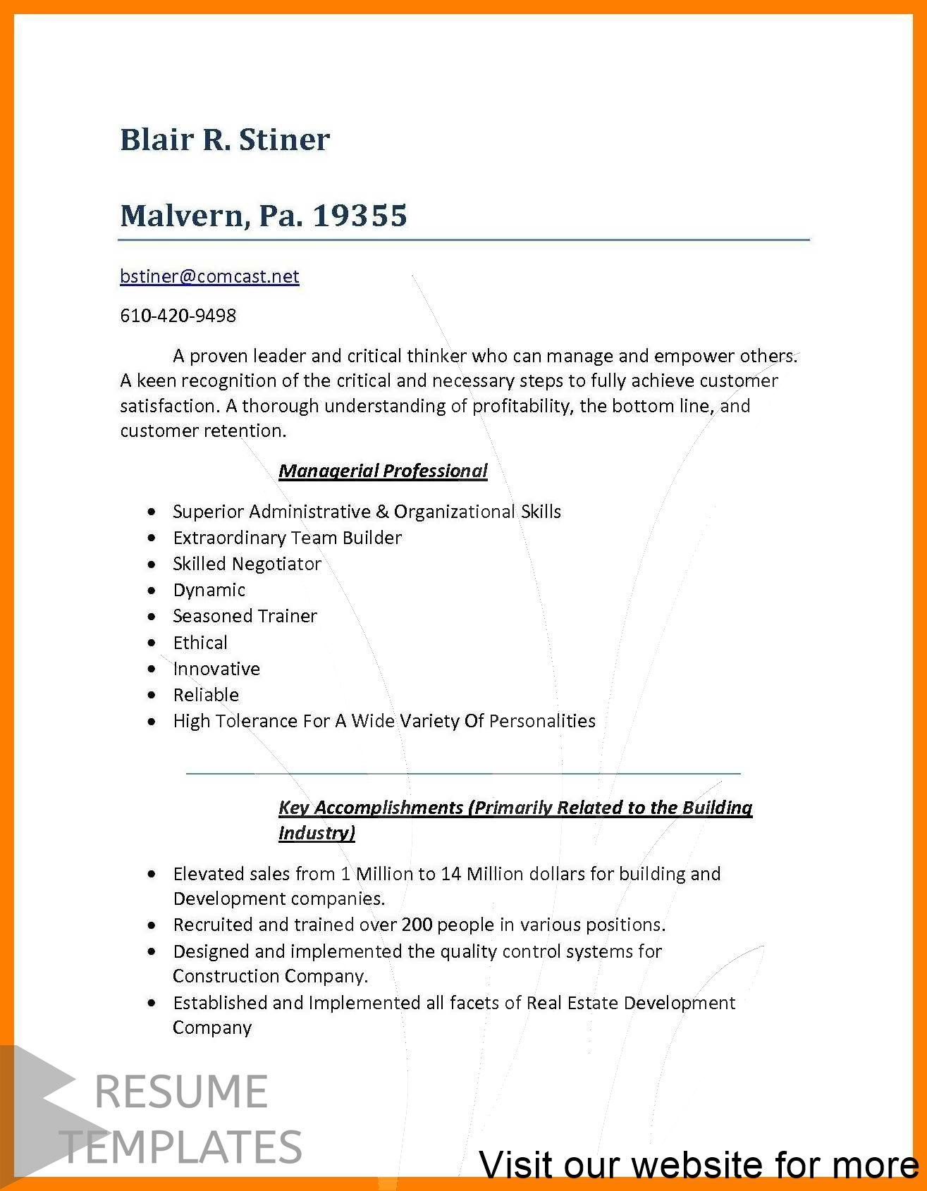 professional resume templates psd in 2020 Resume