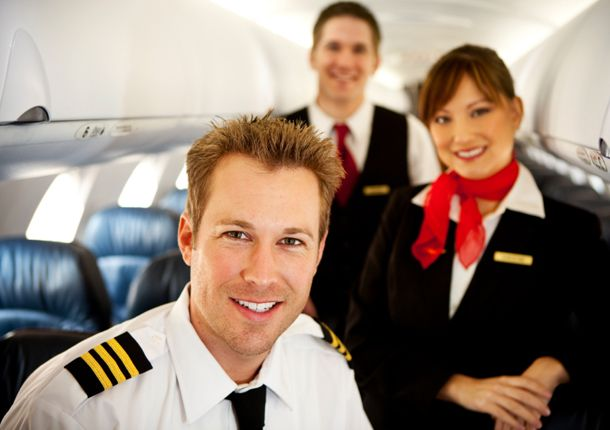 Pilots and cabin crew members may want to make sure sunscreen is part of their pre-flight routine as a new study found that time spent in the cockpit was exposing pilots to radiation levels rivaling those of indoor tanning beds!