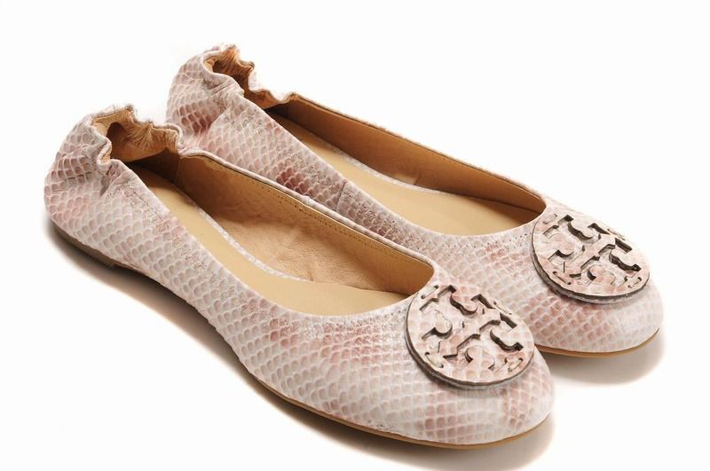 light snake skin tory burch flats My new shoes courtesy of Saks fifth  avenue Boston!