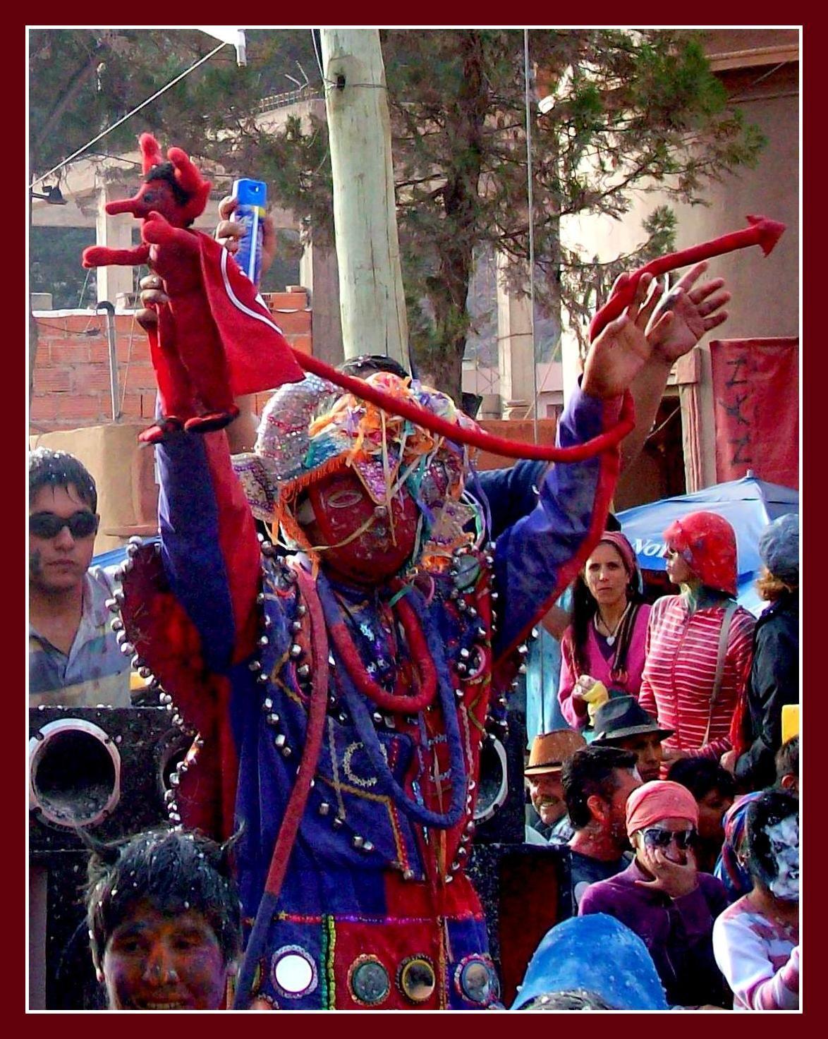Carnaval de Tilcara - Jujuy