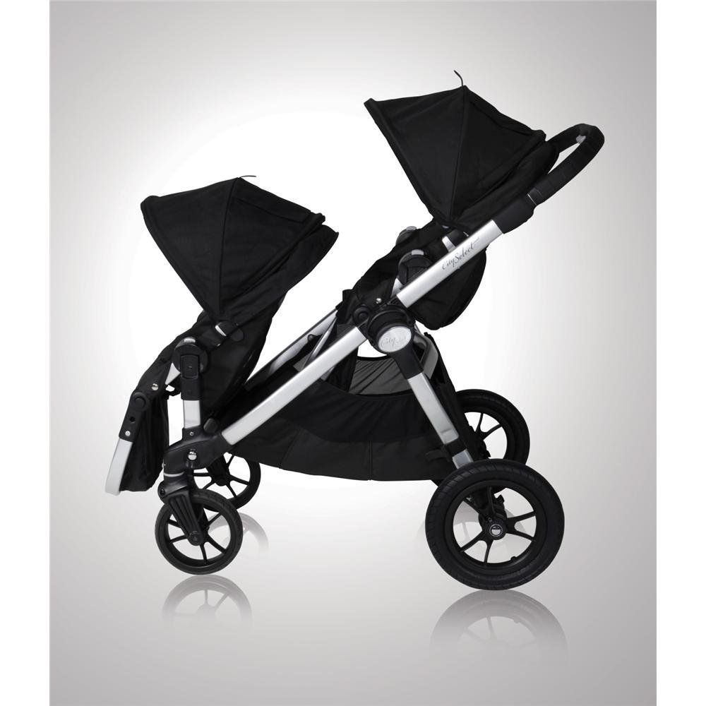a38358f02 Amazon.com   Baby Jogger 2013 City Select Stroller with Second Seat - Onyx