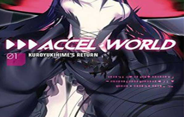 Film Accel World Infinite Burst 2016 Film dan Film baru