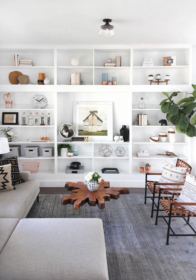 Before After Living Room Diy Live Edge Coffee Table Living Room Diy Club Chairs Living Room Accent Walls In Living Room