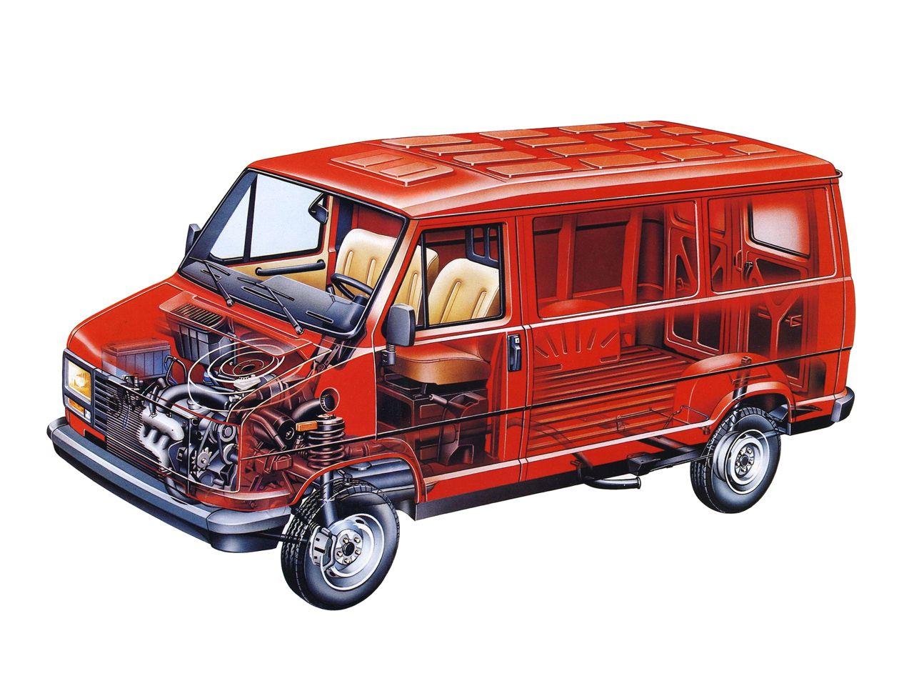 Mercedes benz 280 ge swb w460 1979 01 1990 pictures to pin - 1981 1990 Peugeot J5 Panel Van Illustration Unattributed