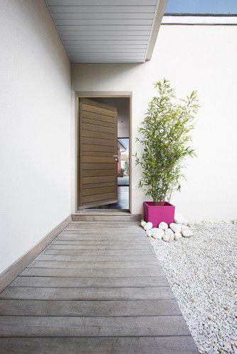 Porte d\u0027entrée, comment bien la choisir Haustür Pinterest - choisir une porte d entree
