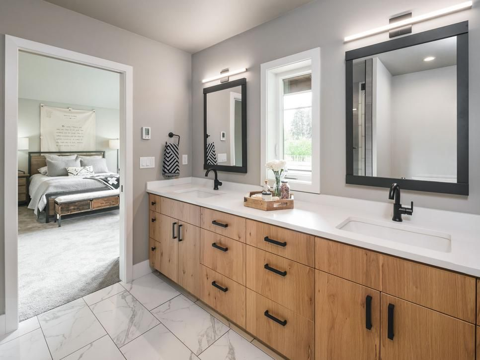 rooms viewer  hgtv  master bathroom design bathroom