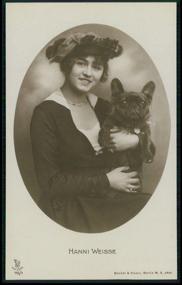 Details About Art Donadini English Bulldog Dog Original Old C1910s