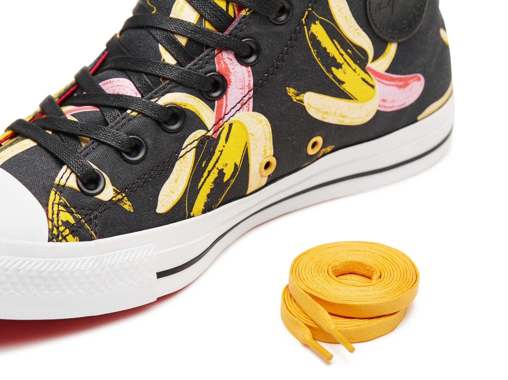 """Converse & CLOT Unveil """"Year of the Monkey"""" Pack Featuring Andy Warhol Artwork."""