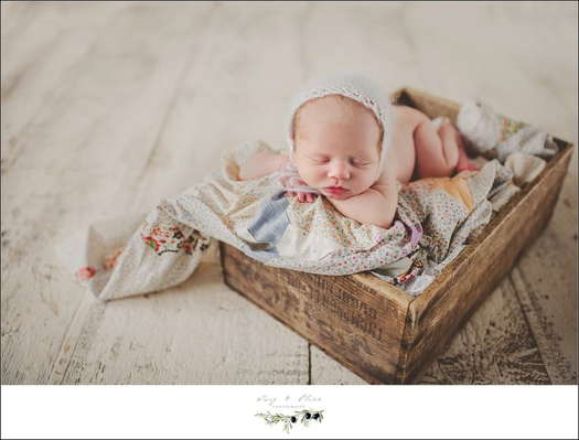 Diy ideas for a newborn photo shoot at home