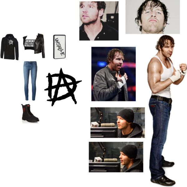 Dean Ambrose ring gear