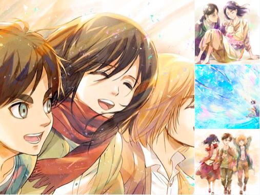 shots from season 3 opening   Kyojin, Shingeki no kyojin ...