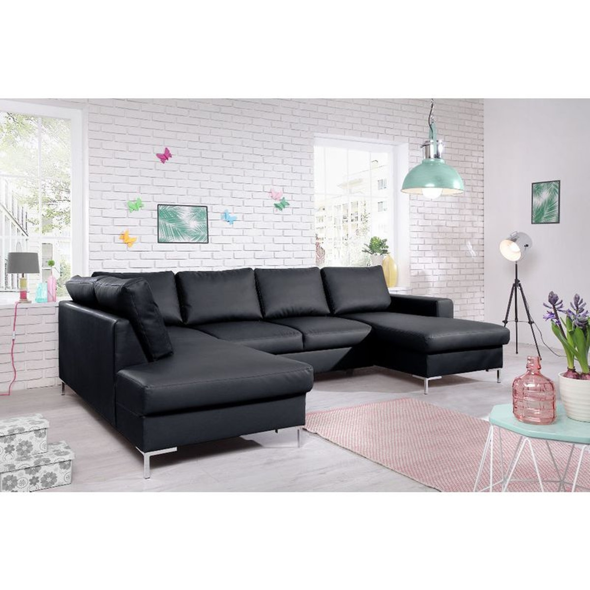 Canape D Angle Panoramique Lilly Taille 8 Places Canape Angle Canape Panoramique Convertible Et Canape Bobochic