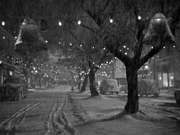 It's a Wonderful Life: George and Mary Bailey's House in Bedford Falls | It's a wonderful life, Wonderful life movie, Bedford falls