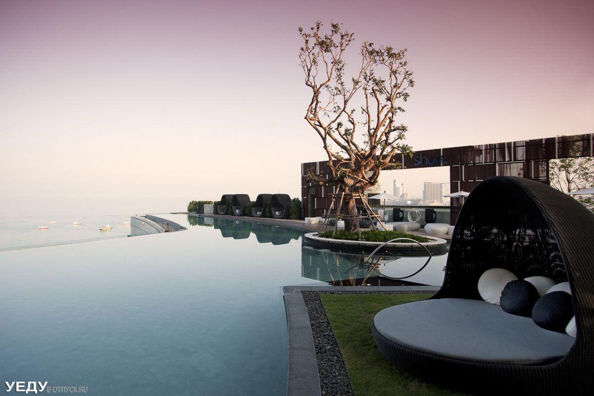 hiltonpattaya (3) Дизайн бассейна, Таиланд, Бассейн