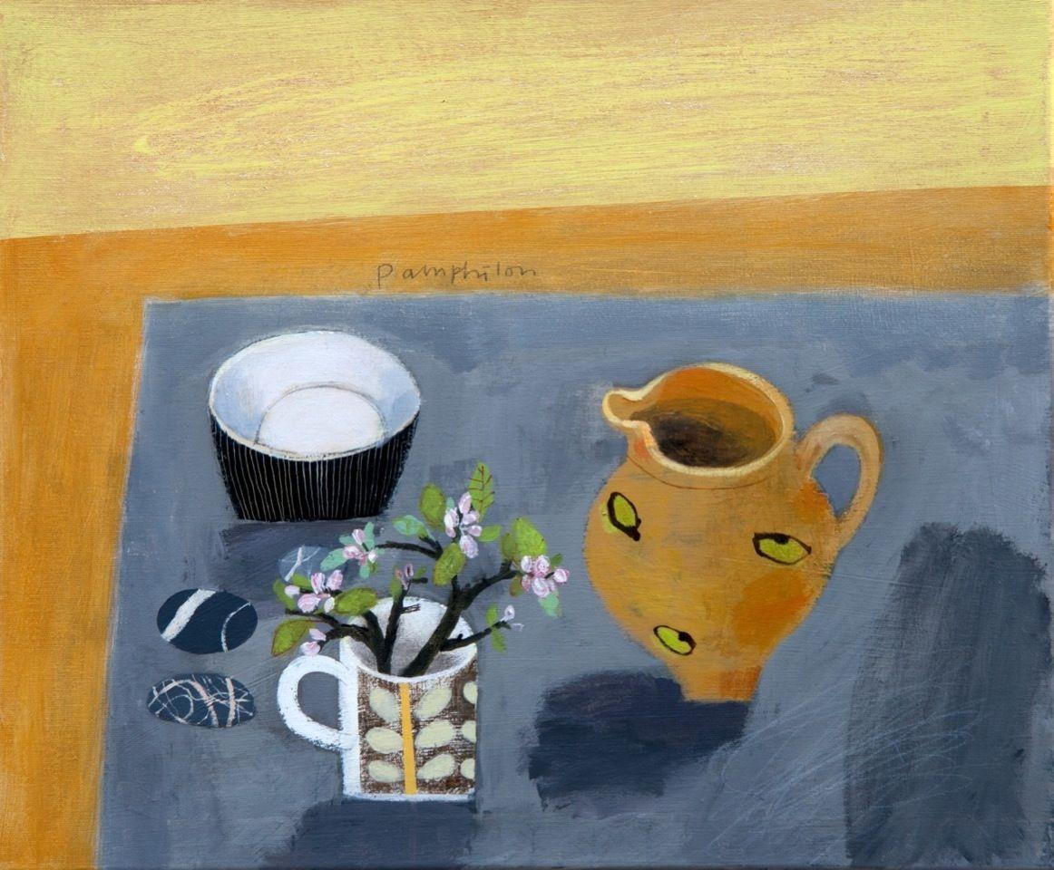 Elaine Pamphilon | Elaine Pamphilon - Ainscough Contemporary Art