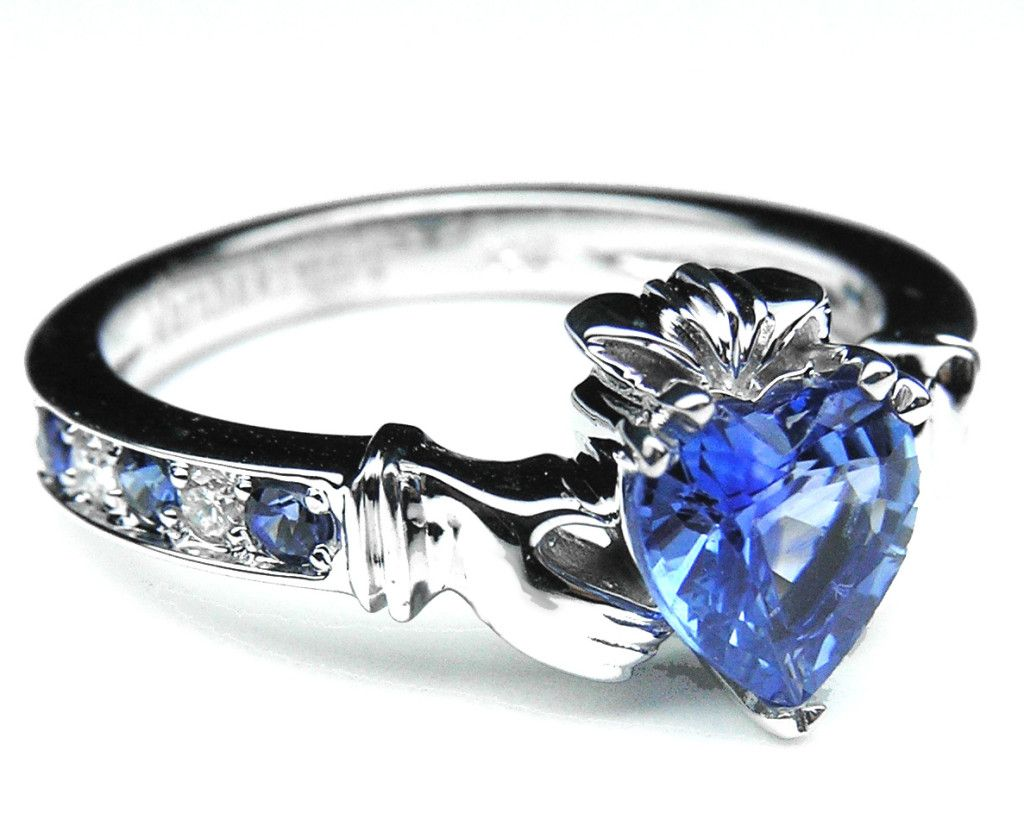Irish claddagh engagement ring meaning ideas all about the bling