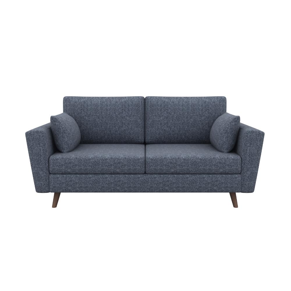 Lucia 3 Seater Sofa Blue In 2020