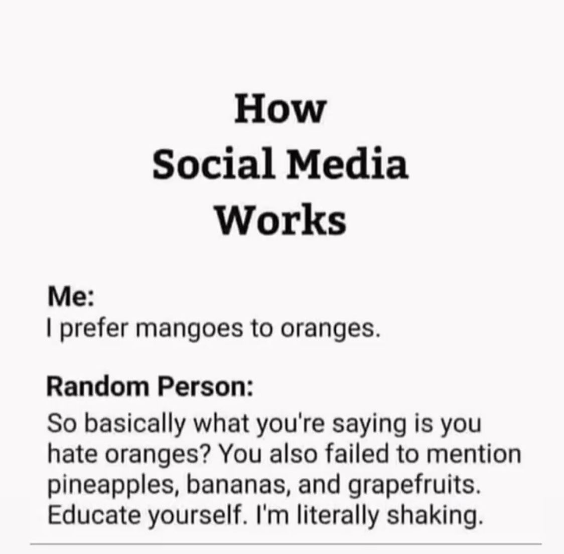 Pin By Giulyana Algeri On Memes Grapefruits Sayings Mangoes