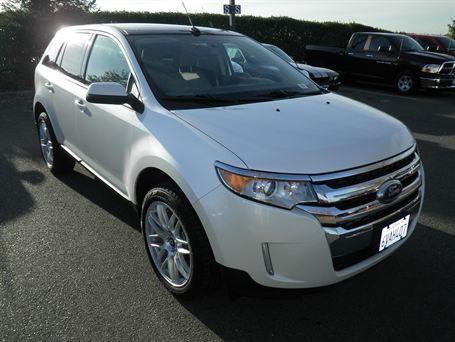 2012 Ford Edge Sel In Roseville Ca 10154520 At Carmax Com Shop