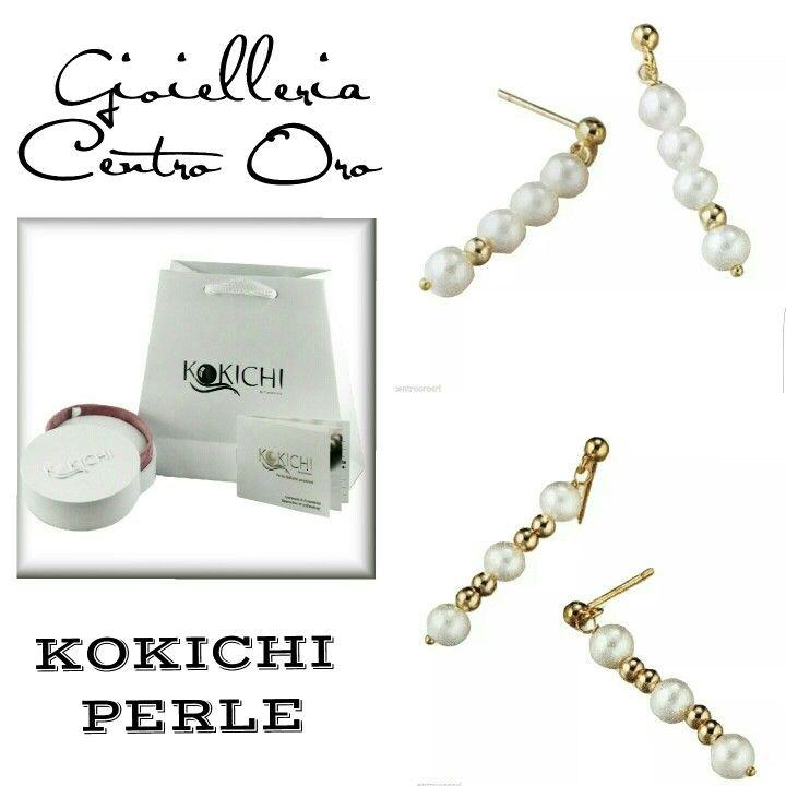 più recente buona qualità gamma completa di specifiche Nuova collezione Orecchini KOKICHI gioielleria Centro Oro ...