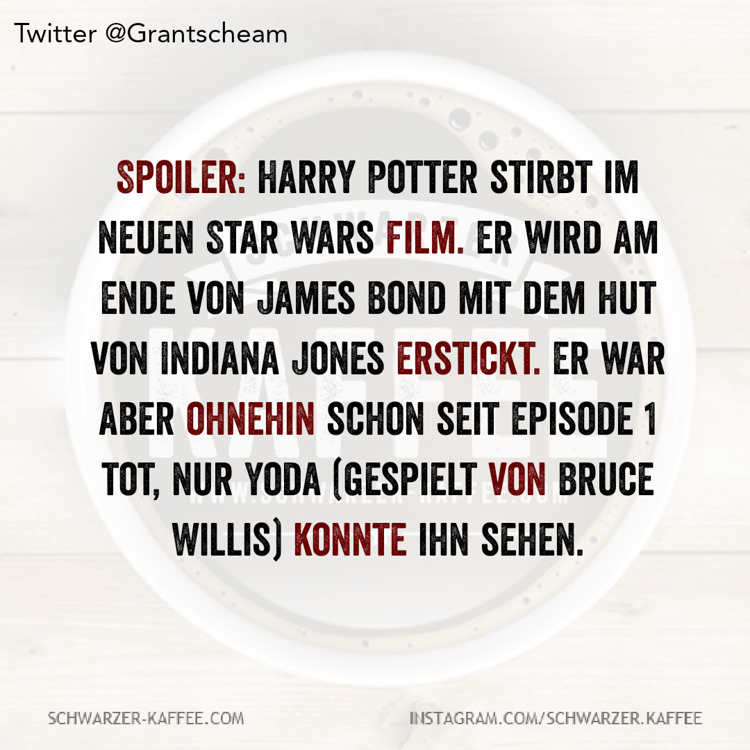 Spoiler Lustige Filmzitate Yoda Witzig Witzige Spruche