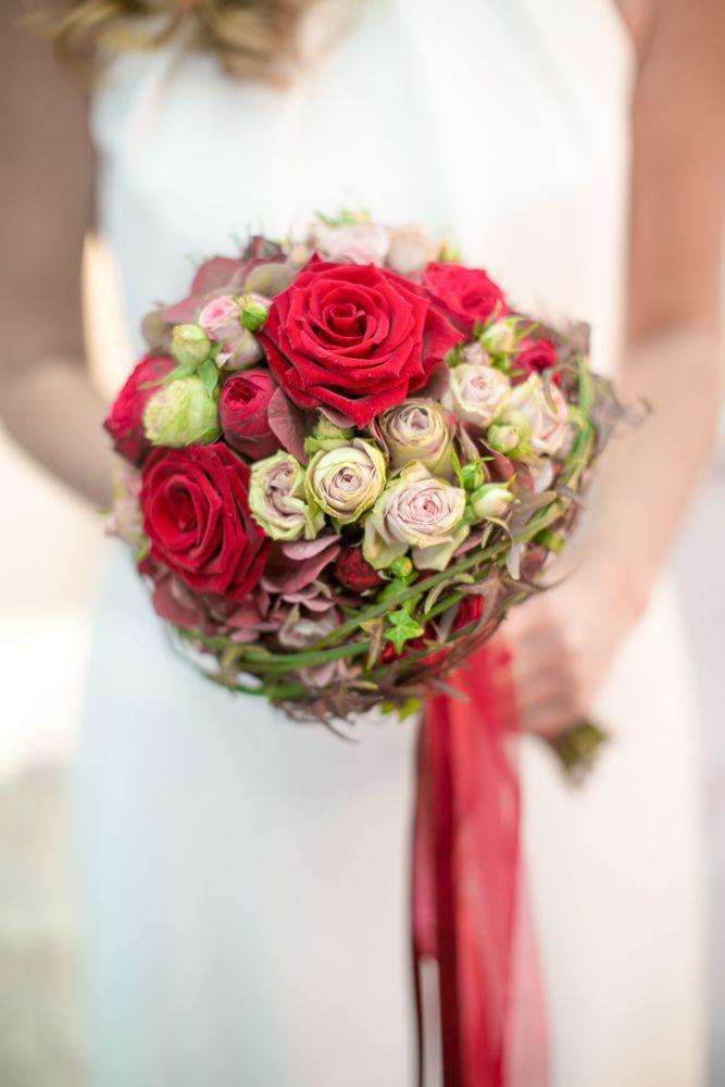 Brautstrau Hannover  Milles Fleurs  Flower binding