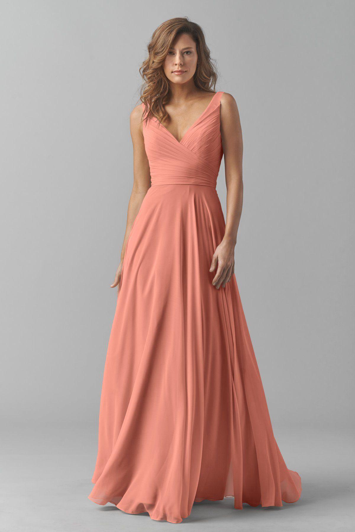 media/uploads/product/8542i/colored/coral.jpg | Bridesmaid Dresses ...