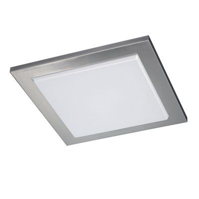 Philips 30207 Roomstylers Energy Efficient Square Flush Mount Ceiling Light Ceiling Lights Flush Mount Lighting New Bathroom Ideas