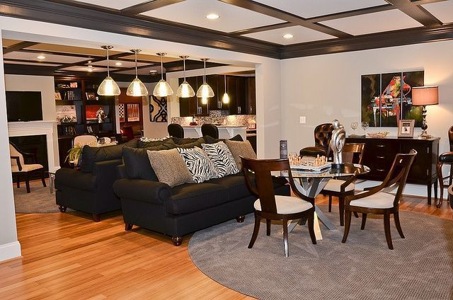 Photo of Aufenthaltsraum oder Aufenthaltsraum kann der beliebteste Raum im Haus sein. Hier ein, #favorit …