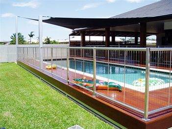 Image result for Glass Pool Fencing Perth-An Analysis