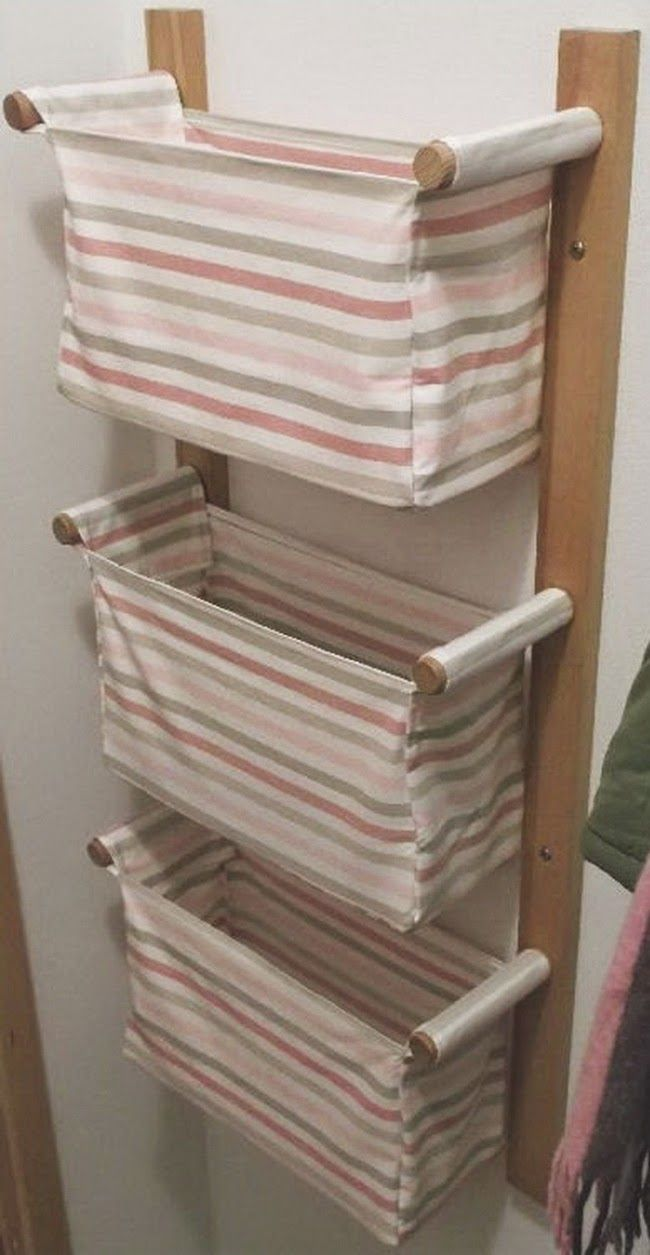 25 cool diy projects and ideas you can do yourself hanging storage 25 cool diy projects and ideas you can do yourself solutioingenieria Images