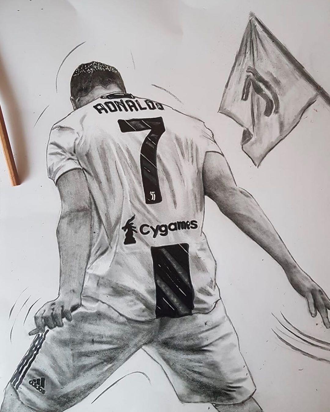 New The 10 Best Home Decor With Pictures Cristianoronaldo Juventus Fenomeno Bomber Storiadiungrandeamore Bla Pencil Drawings Ronaldo Cristiano Ronaldo