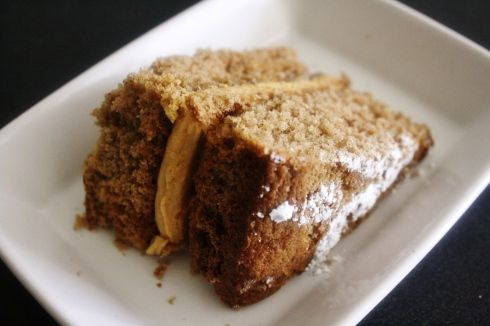 Pumpkin & Spice Cake